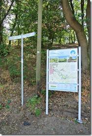 Traumpfädchen Paradiesweg - Karte am Startpunkt