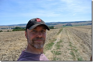 Traumpfädchen Paradiesweg - Selfie