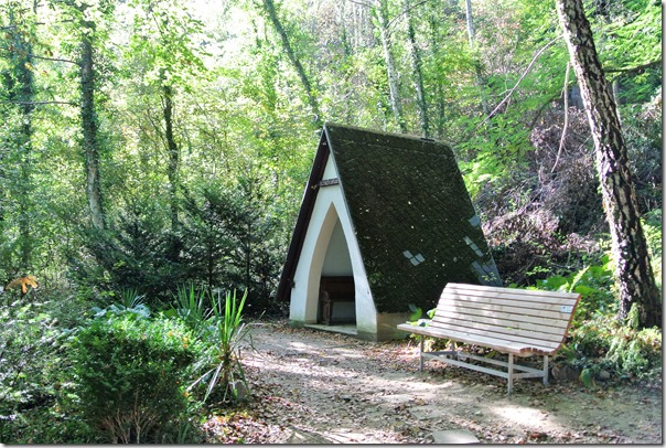 Traumpfädchen Spayer BlickinsTal - St. Sebastiankapelle
